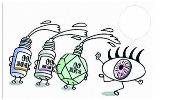 用眼药水有什么要注意的地方 衡水眼药水使用误区
